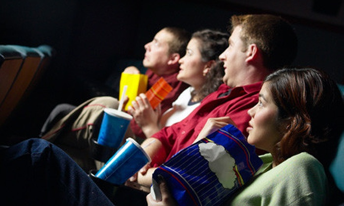 Clinton Street Theater - Hosford - Abernethy: $10 for a Movie Outing for Two with Large Popcorn and Medium Drinks at Clinton Street Theater (Up to $21.50 Value)