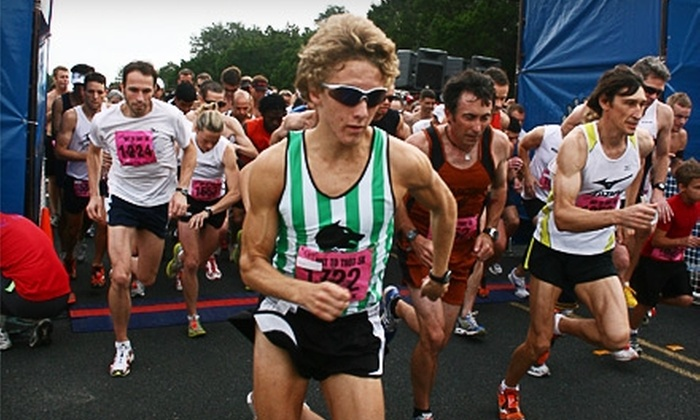 Chuy's 28th Annual Hot to Trot 5K - West Oak Hill: $12 for Entry in Chuy's 28th Annual Hot to Trot 5K Run ($25 Value)