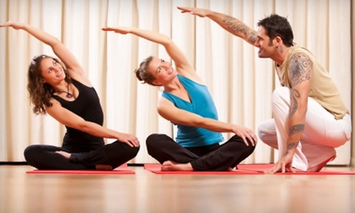 Square One Yoga Collective - San Francisco: $19 for Five Drop-In Yoga Classes at Square One Yoga Collective ($47 Value)