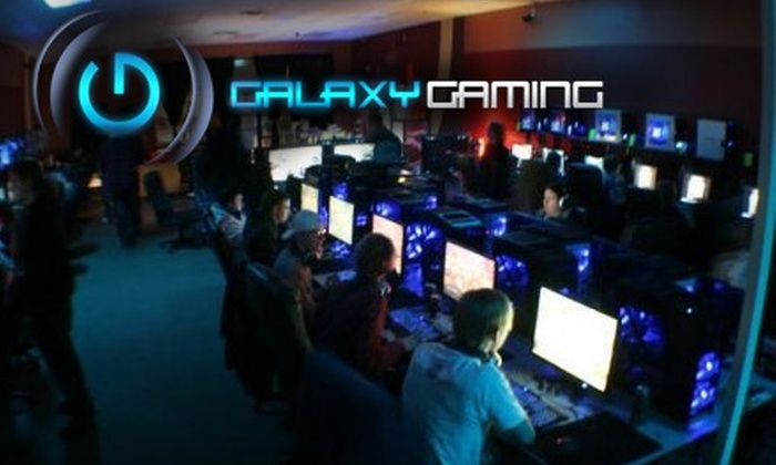 Galaxy Gaming - Sioux Falls: $25 for $50 Worth of Group Party Fun at Galaxy Gaming