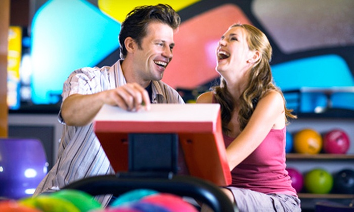 Capital Lanes - Tallahassee: Bowling Outing for Two or Bowling Outing with Personal Pizzas and Drinks for Two at Capital Lanes (Up to 52% Off)