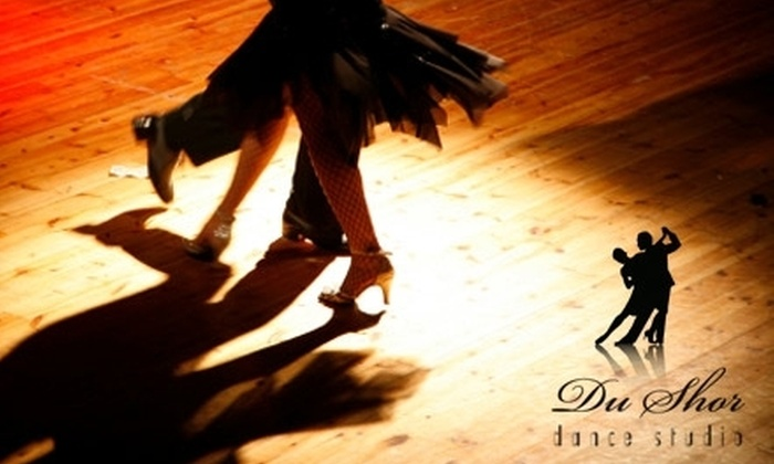DuShor Dance Studios  - Bethesda: $36 for Six Group Dance Classes at DuShor Dance Studios