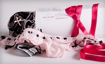 PantyByPost.com - Panty by Post in