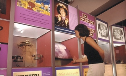 The Women's Museum: An Institute for the Future - The Women's Museum: An Institute for the Future in Dallas