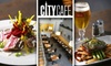 City Cafe - Mid-Town Belvedere: $15 for $30 Worth of New American Cuisine at City Cafe
