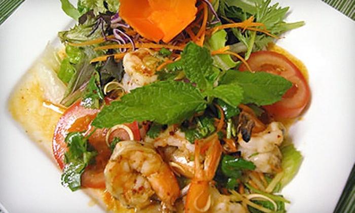 Karakade Thai Cuisine - Redwood City: $20 for $40 Worth of Authentic Thai Cuisine at Karakade Thai Cuisine in Redwood City