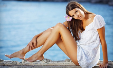 3 Laser Hair-Removal Treatments on Small Areas Including: Upper Lip, Chin, Sideburns, Unibrow, Ears, Neck, Areolas, Belly Button Line, Fingers or Toes (up to a $300 value) - Kellogg Clinic Aesthetic & Laser Center in Wichita