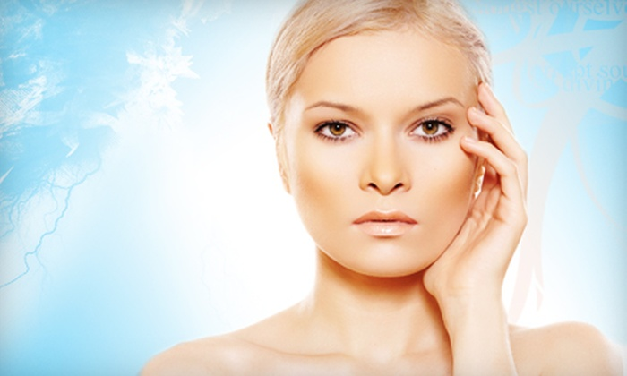 Clinique of Plastic Surgery - Multiple Locations: $49 for One Illuminize Peel with Dermaplaning at Clinique of Plastic Surgery ($165 Value)