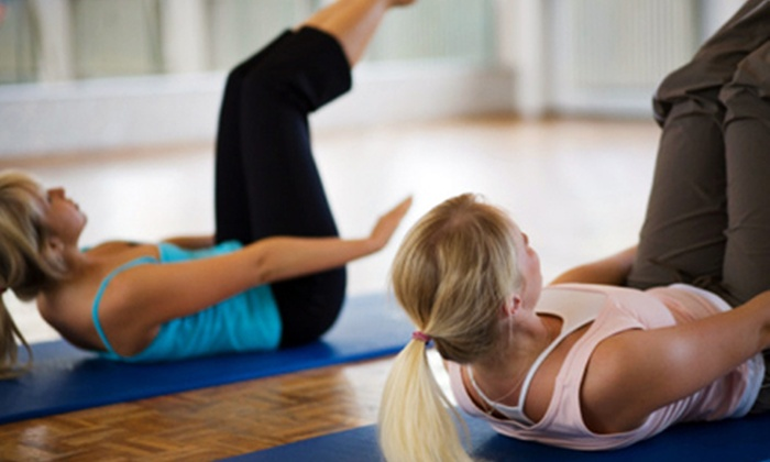 Inline Private Training - Canton: $29 for One Month of Unlimited Pilates Mat and Group Fitness Classes at Inline Private Training