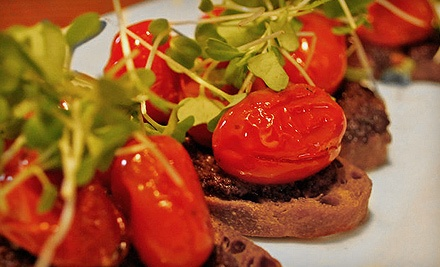 Three-Course, Italian Small-Plates Dinner and Dessert for Two (up to a $59 value) - Cellar 58 in Manhattan