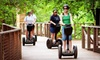 Cowtown Segway Tours - Fort Worth: $25 for a 60-Minute Segway Tour from Cowtown Segway Tours in Fort Worth ($49 Value)