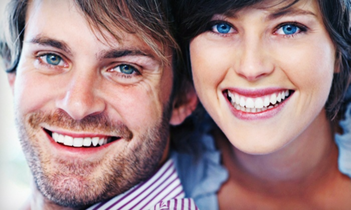Advanced Family Dental - Multiple Locations: Exam, X-rays, and 4, 6, 8, or 10 Porcelain Veneers at Advanced Family Dental (Up to 51% Off)