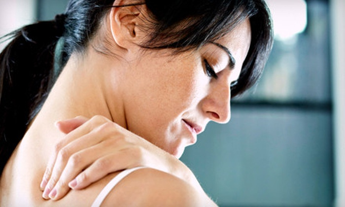 Hall Chiropractic Center - Baxter: $59 for a Three-Visit Chiropractic-Treatment Package at Hall Chiropractic Center in Fort Mill (Up to $355 Value)
