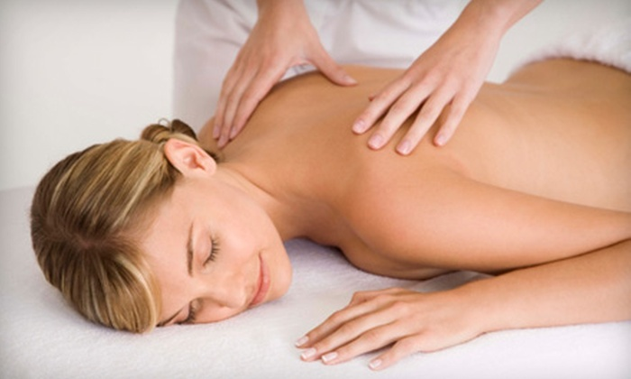 Meek Chiropractic - Multiple Locations: Chiropractic Exam, X-rays, and Report of Findings at Meek Chiropractic Plus 60-Minute Massage Gift Certificate to Aura Face + Body ($350 Value)