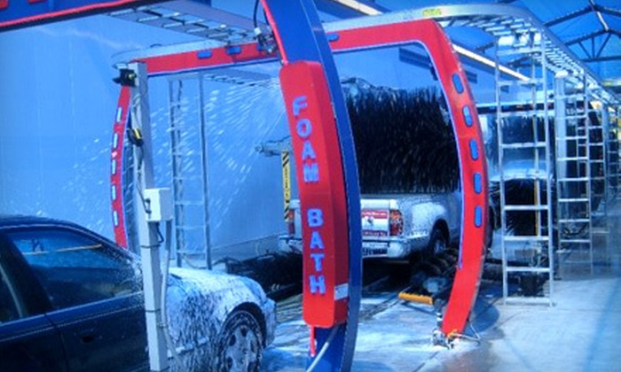 Clean Freak Car Wash - Multiple Locations: $20 for $40 Worth of Car Washes at Clean Freak Car Wash