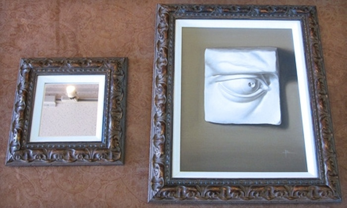 Framing Palace - Multiple Locations: $41 for $100 Toward Framing Services at Framing Palace
