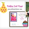 Polka Dot Pear: $20 for $40 of Stationery, Cards, and Specialty Paper Goods from Polka Dot Pear Design Online