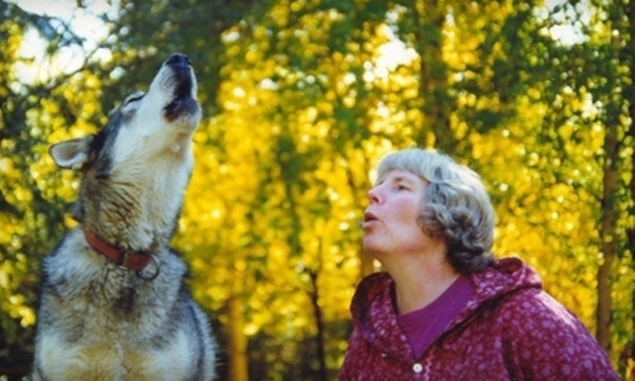 Alaskan Tails of The Trail with Mary Shields - Anchorage: $35 for Two Adult Tickets to Alaskan Tails of The Trail with Mary Shields ($70 Value)
