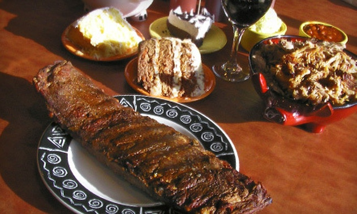 The Haute Pig - Lakes at Grandview: $10 for $20 Worth of Southern Barbecued Fare at The Haute Pig in Madison