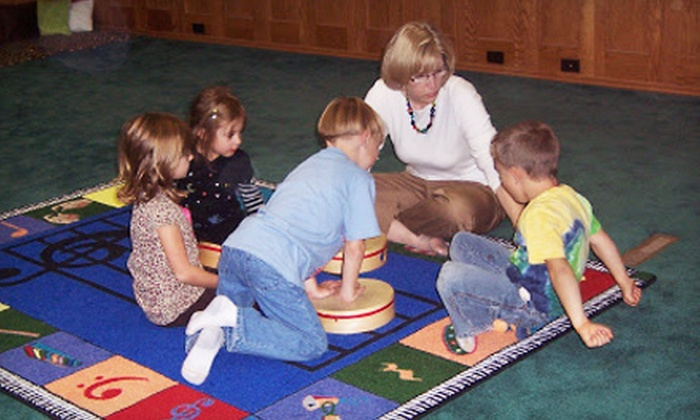 Musikgarten - Elkhart: $16 for Three Children's Music Classes at Musikgarten in Elkhart (Up to $36 Value)