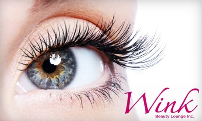 Wink Beauty Lounge - Multiple Locations: $32 for Discovery Eyelash Extensions at Wink Beauty Lounge ($65 Value)