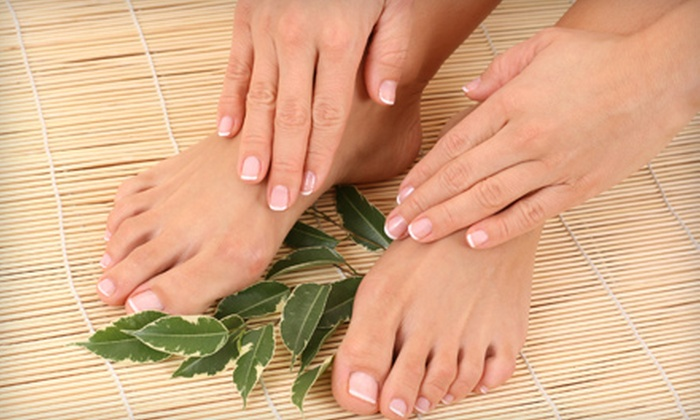 Rendezvous Full Service Salon & Day Spa - Castleton Corners: $19 for Manicure and Pedicure ($45 value) and $29 for Spa Manicure and Pedicure ($70 Value) on Staten Island
