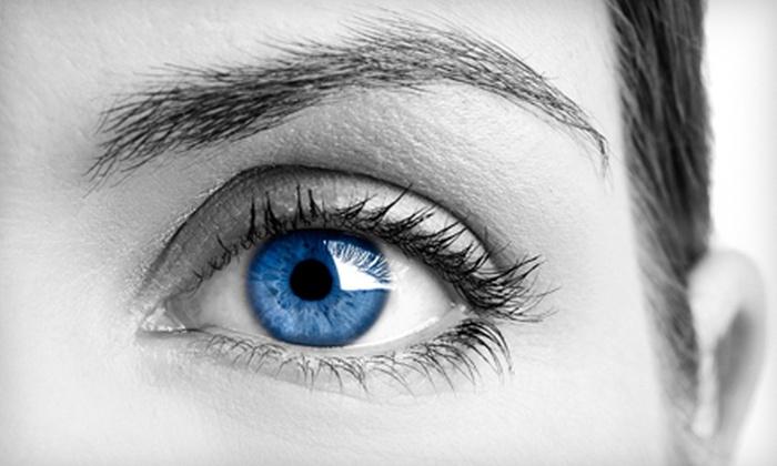 Global Eye & Laser Center - Huntington Beach: $49 for Eye-Care Package at Global Eye & Laser Center in Huntington Beach ($250 Value)