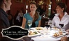 Webster House - Crossroads: $25 for $50 Worth of Upscale American Cuisine at Webster House