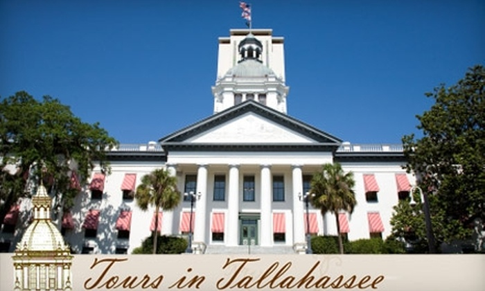 Guided Tours in Florida's Capital and the Forgotten Coast - Downtown Tallahassee: $12 for Two Tickets to a 60-Minute Historic Walking Tour with Guided Tours in Florida's Capital and the Forgotten Coast ($24 Value)