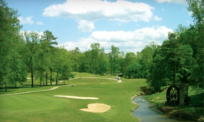The Creek Golf Course at Hard Labor - Rutledge: $22 for a Golf Outing with Cart Rental at The Creek Golf Course at Hard Labor in Social Circle