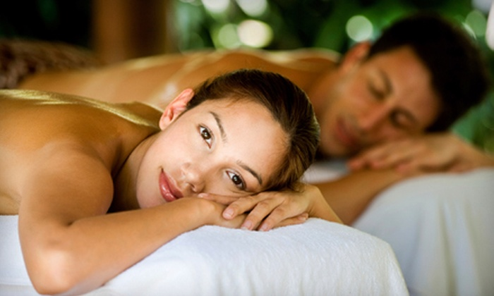 ReGenesis Healing & Wellness Medi-Spa - Historic Downtown: $79 for Couples Massage with Strawberries and Champagne at ReGenesis Healing & Wellness Medi-Spa in Jersey City ($200 Value)