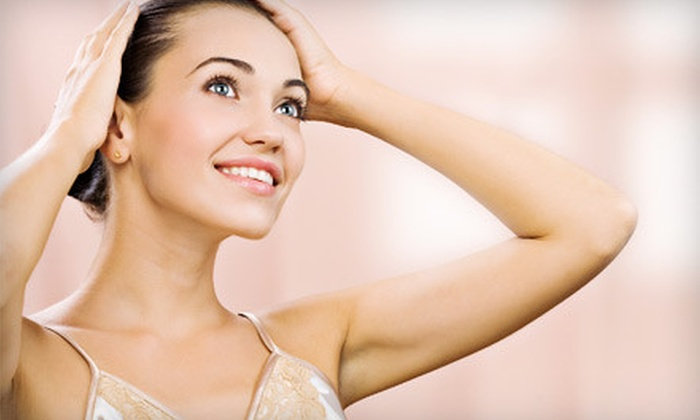 Montecito Aesthetic Institute - Coast Village: Six Laser Hair-Removal Treatments on a Small, Medium, or Large Area at Montecito Aesthetic Institute (Up to 86% Off)