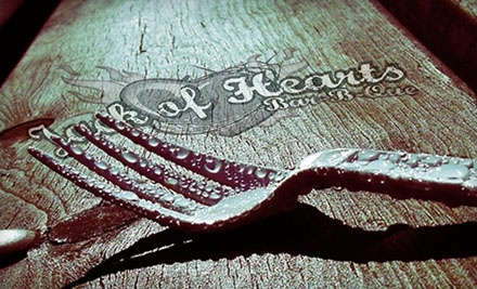 $10 Groupon to Jack of Hearts BBQ - Jack of Hearts BBQ in