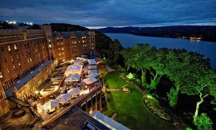 1-Night Stay for Two Adults, Valid Sun.Thurs. - The Thayer Hotel at West Point in West Point