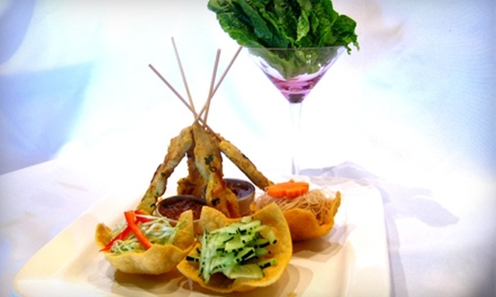 Thai Spice - Limerick: $10 for $20 Worth of Authentic Thai Fare at Thai Spice
