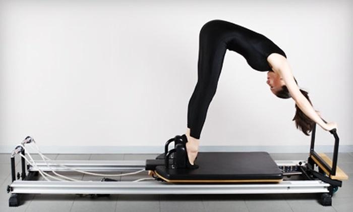 Pilates Patio - Carlingwood - McKellar Park - Laurentien View: $35 for Three Mat or Reformer Pilates Classes at Pilates Patio ($75 Value)
