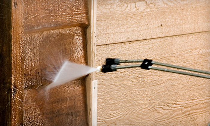 Boyd's Painting and Pressure Cleaning - Timacuan: One- or Two-Story Pressure Washing from Boyd's Painting and Pressure Cleaning (Up to 53% Off)
