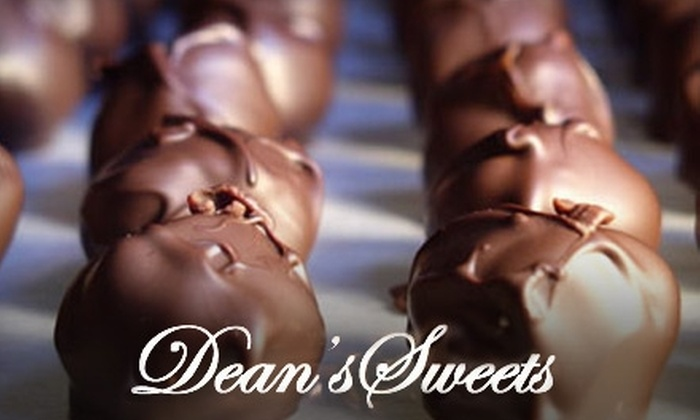 Dean's Sweets - East Bayside - India Street: $10 for $20 Worth of Chocolate Truffles at Dean's Sweets