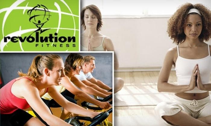 Revolution Fitness - Oakley: $25 for Five Exercise Classes at Revolution Fitness