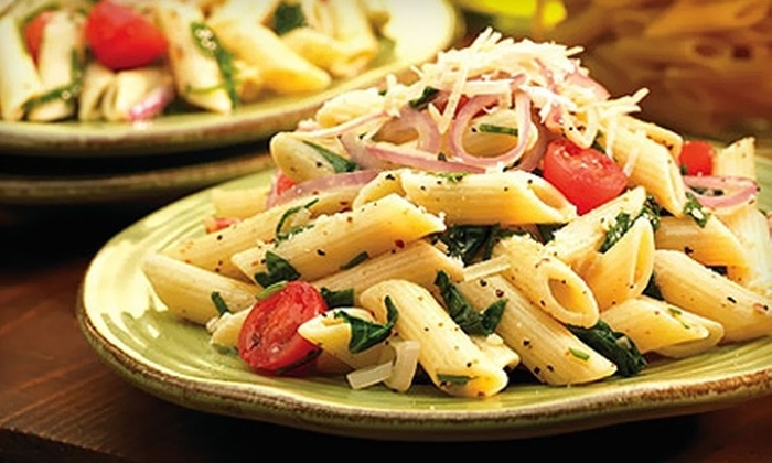 The Italian Gourmet - Minneapolis / St Paul: $45 for Catered Three-Course Meal for Up to 12 People from The Italian Gourmet in Hopkins (Up to $90 Value)