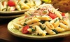 Italian Gourmet- Minneapolis - Minnetonka - Hopkins: $45 for Catered Three-Course Meal for Up to 12 People from The Italian Gourmet in Hopkins (Up to $90 Value)