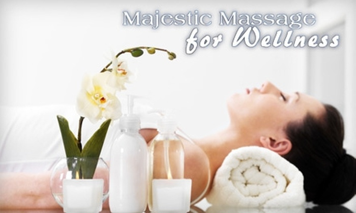 Majestic Massage for Wellness - Scottsdale Area: $75 for $150 Spa Package at Majestic Massage for Wellness in Walnut Creek