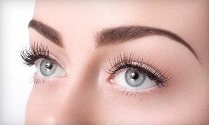Her Eyes - Azusa: $50 Toward Eyelash Extensions and Skincare