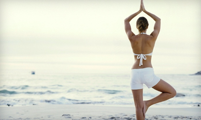 Oxygen Yoga & Fitness - Maple Ridge: 10 or 20 Drop-In Hot Yoga and Pilates Classes at Oxygen Yoga & Fitness (Up to 73% Off)