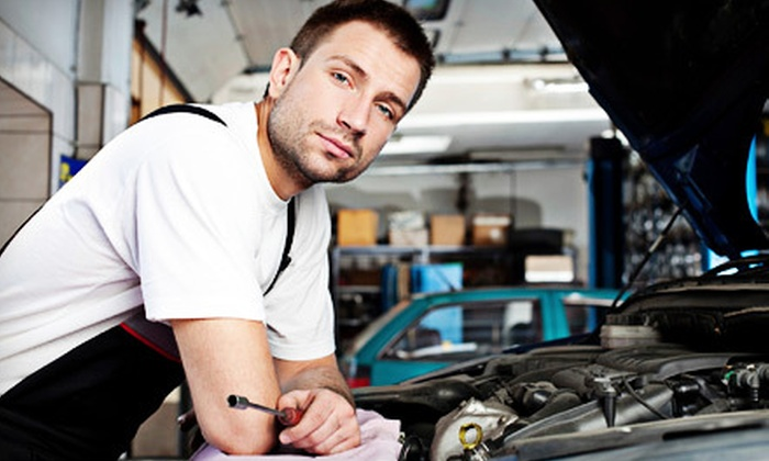 Quick Lane Tire & Auto Center  - Clay: $23 for an Oil Change, Tire Rotation, and Inspection at Quick Lane Tire & Auto Center in Zionsville ($49.95 Value)