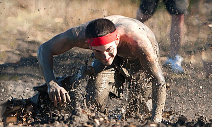 The Survival Race - Forney: $25 for a 5K Mud Run Entry from The Survival Race in Forney (Up to $63.74 Value)