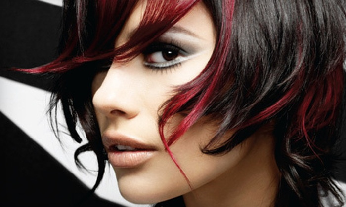 Vanguard College of Cosmetology- A Paul Mitchell Partner School - Eden Isle: Salon Services at Vanguard College of Cosmetology- A Paul Mitchell Partner School in Slidell (Up to 51% Off). Three Options Available.