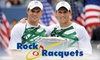 Rock n' Racquets - Downtown: Tickets to ConAgra Foods Rock-N-Racquets Event Presented by CoSentry on Friday, December 17 at 7 p.m. Choose Between Two Seating Options.
