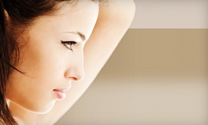 The Laser and Cosmetic Center - Los Gatos: $79 for an Obagi Radiance Peel and Obagi Product ($185 Value) or $195 for Three Regular Bikini Laser Hair Removal Treatments ($585) at The Laser and Cosmetic Center in Los Gatos