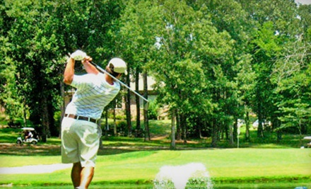 18-Hole Weekday Round of Golf for Two, Including Cart Rental and Two Bags of Range Balls (up to a $106 value) - Whisper Lake Country Club in Madison